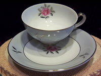 Seyei Cup and Saucer