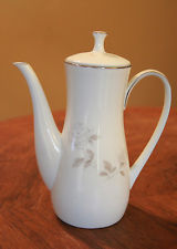 Coffee Pot by Noritake Rosay