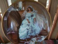 Bride Collector Plate