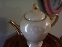 Tea Pot Godinger Irredescent