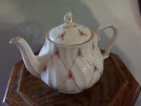 Petite Rose Teapot