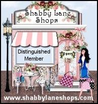 Shabby Lane Shops distinguished member