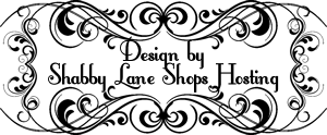 Shabby Lane Shops Hosting