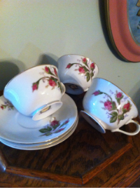 Cup & Saucer by Thames
