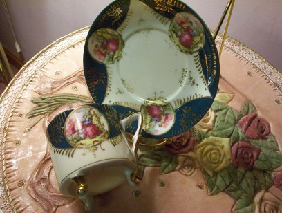 Cup & Saucer by Royal Sealy