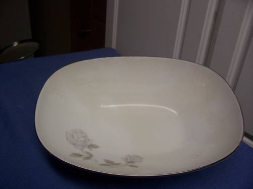 Oval Noritake Serving Bowl