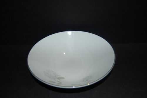 Round Noritake Serving Bowl