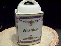 Allspice Jar