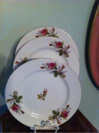 Thames Dessert Plates